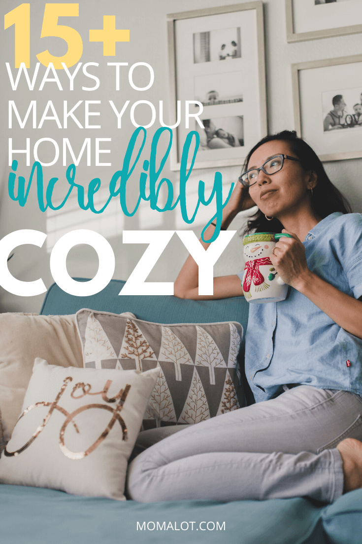 Ways to make your home cozy