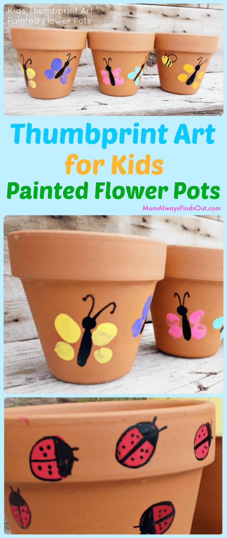 thumbprint art for kids