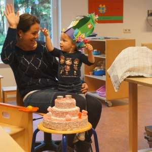 Ambities en kinderopvang combineren? Charlotte doet het zo