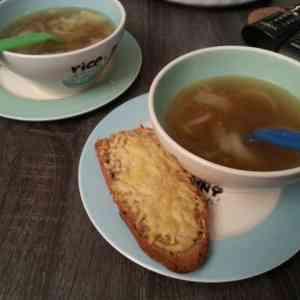Recept | Franse uiensoep