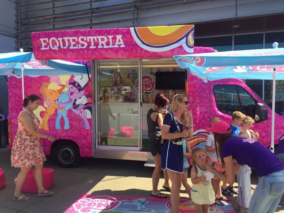 My Little Pony Vriendschap Tour