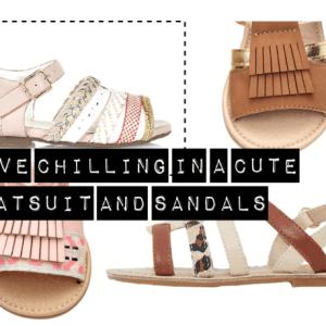 11 x de leukste sandalen voor meisjes