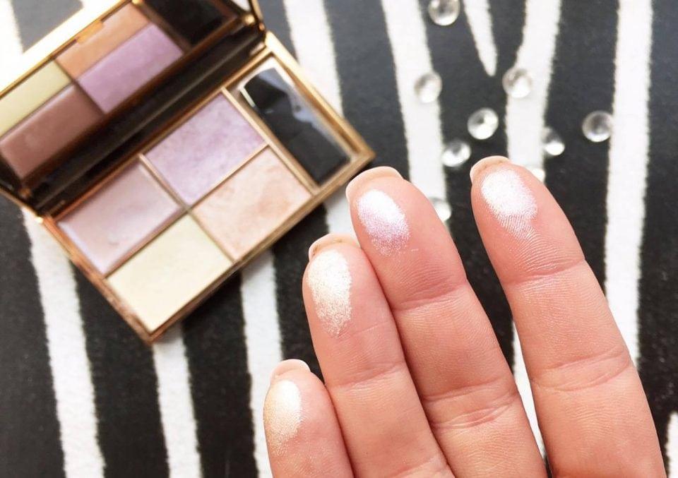 Sleek Solstice Highlighter Palette review
