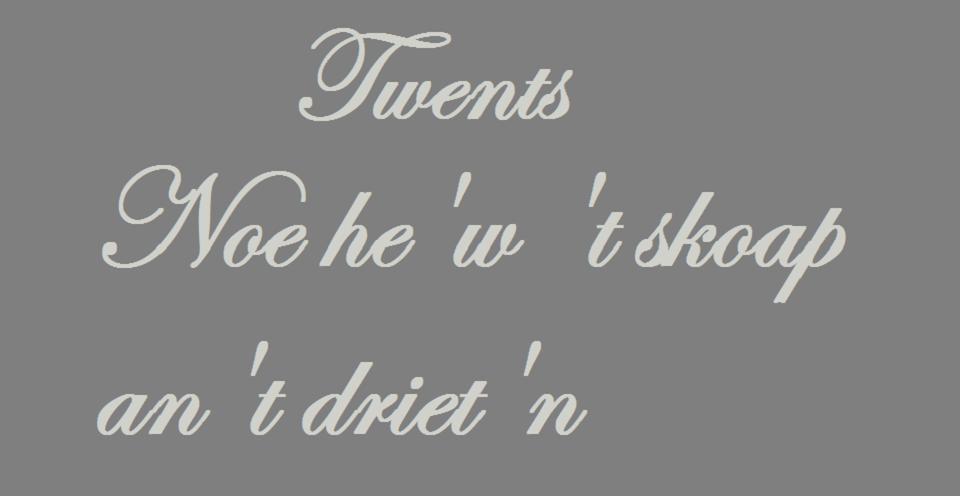 twents