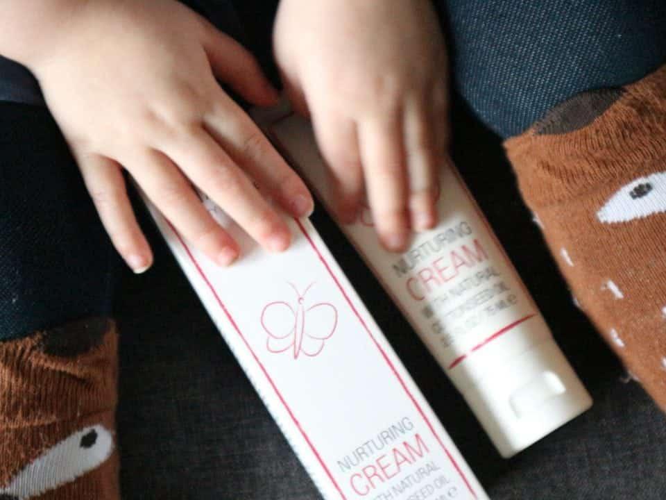 NAÏF Nurturing Cream review