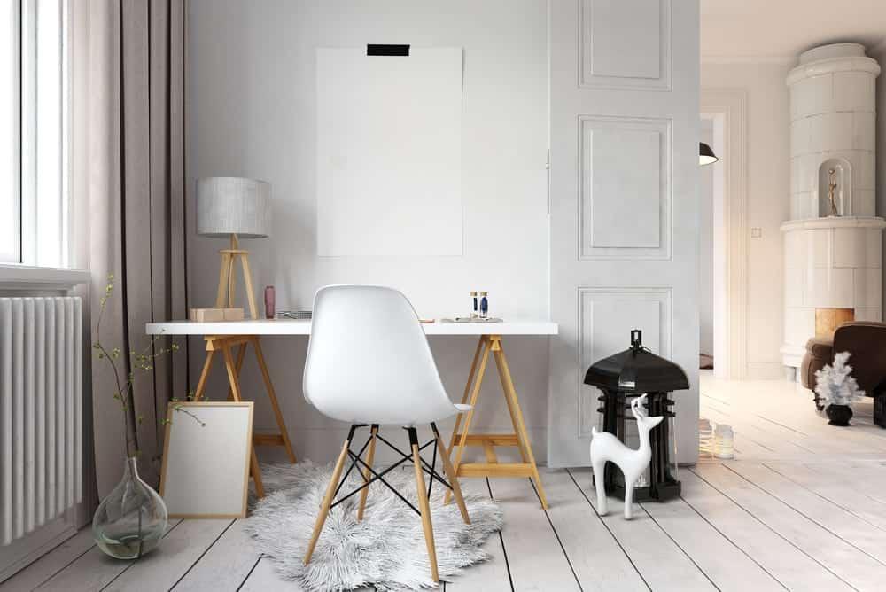 ruimte in een kleine woning