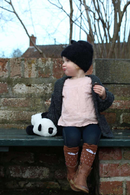 knitwear voor moeder en dochter moeder dochter outfit post