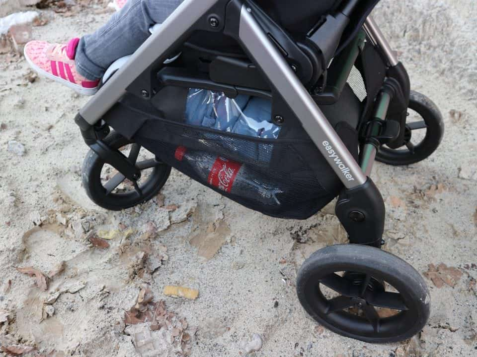 Easywalker Mosey Plus Review momambition kinderwagen stroller Easywalker Mosey+