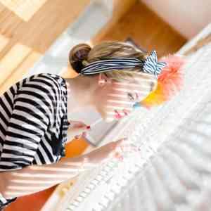 PVC Jaloezieën voor in de kinderkamer zijn makkelijk schoon te houden