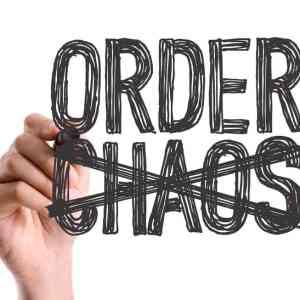 Gestructureerde chaos met kinderen plannen