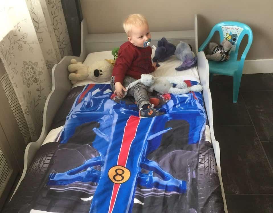 overgang van babybed naar groot bed