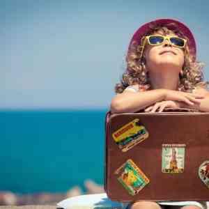 Voor het eerst op vakantie met kind, waar moet ik allemaal om denken?