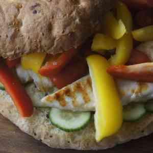 Makkelijke maaltijd | Turks brood met Harissa