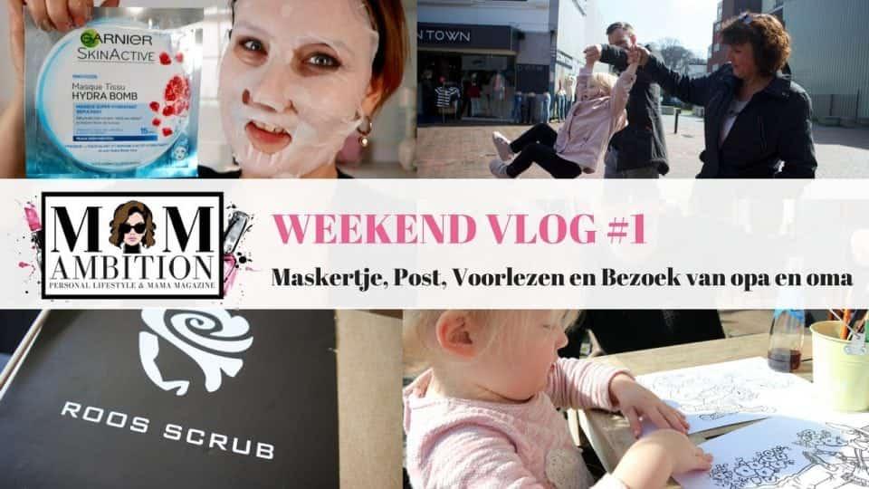 weekend vlog #1 momambition