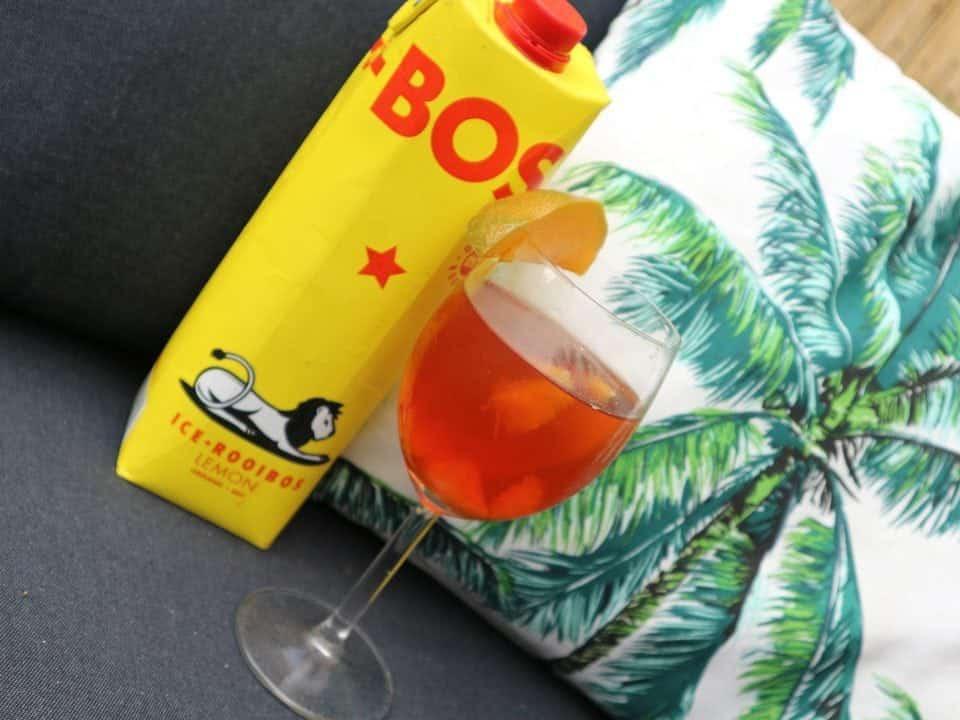 cocktails ice tea