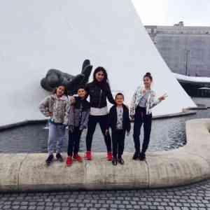Vier kinderen en de voordelen van een groot gezin