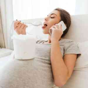 Food cravings tijdens de zwangerschap.