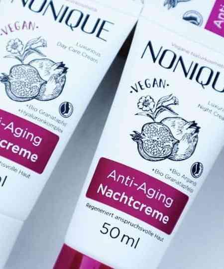 Vegan Skincare | NONIQUE Luxurious Dag-en nachtcrème