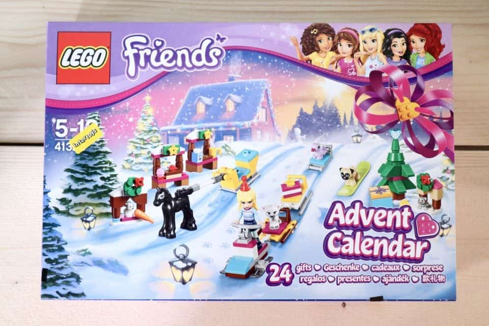 speelgoed adventskalenders LEGO Playmobil SES