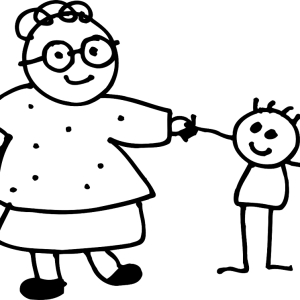 Ik beken: Mijn moeder is een weigeroma