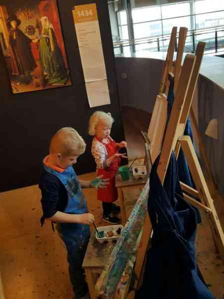 Uit tip met kids : naar het Doe Museum in Veendam