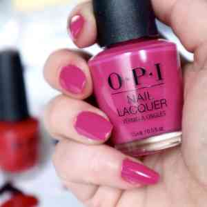 OPI Grease Collection :you are the shade that i want momambition.nl nagellak