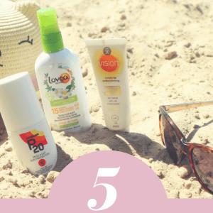 Draag je zonnebrandcrème onder of over je dagcrème?