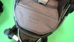 Icandy peach en ICANDY Landrover momambition.nl kinderwagen