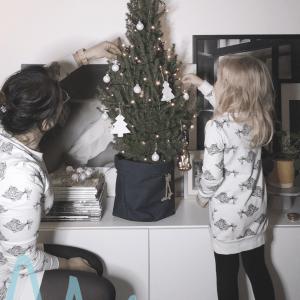 Twinning is winning met de twinning outfits van Lucky Leaf | #8daysofchristmas2018