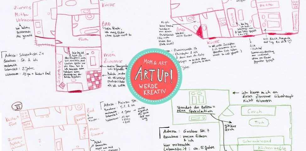 ART UP! – Werde kreativ #9