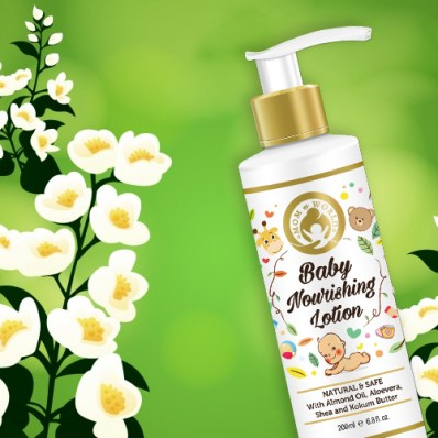 Baby Body Lotion