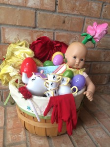 Belle Easter Basket
