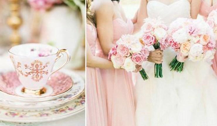 Matrimonio Rosa Quarzo E Azzurro Serenity : Rosa quarzo per un matrimonio in stile pantone