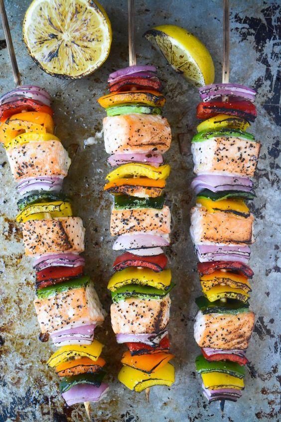 Barbecue ricette pesce