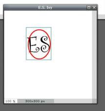 Pixlr tutorial: es circle