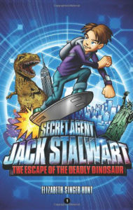 Best books for bosy Jack Stalwart 1