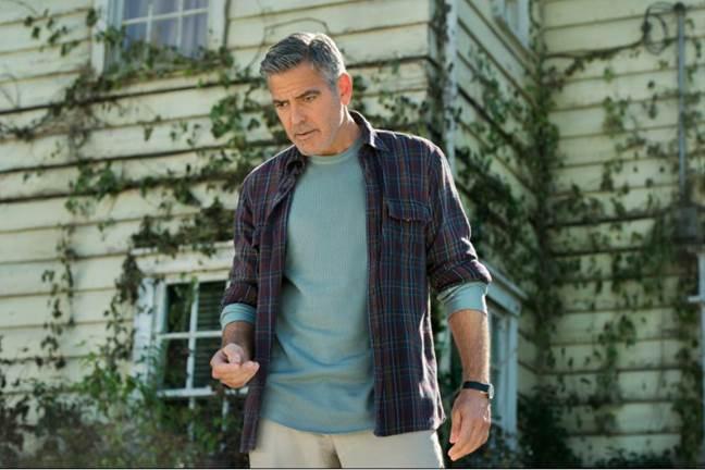Tomorrowland Clooney