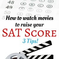 How to watch movies to improve your College Board SAT score - SAT movies