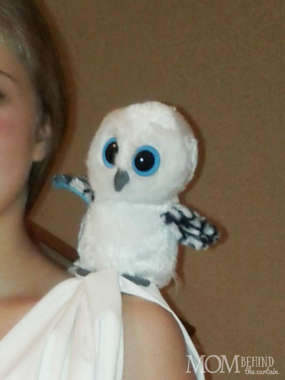 Athena costume owl