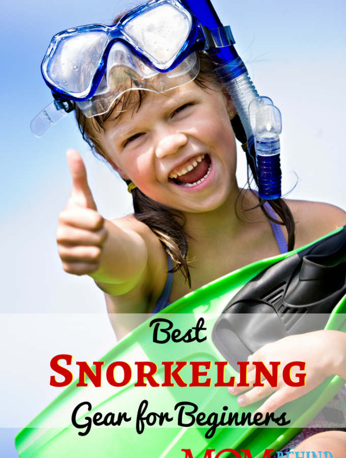 Guide to best snorkeling gear and accessories for kids and beginners. Get ready for an underwater swimming adventure!
