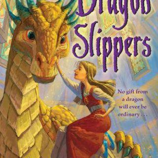 Dragon Slippers - best books for girls in 4th grade