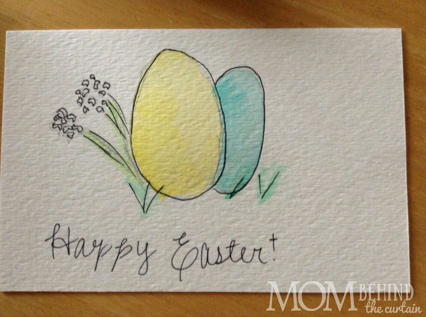 Text & Instagram scavenger hunt photo, Easter game ideas for teens and tweens - Easter art