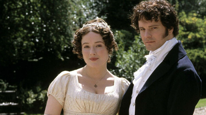 The Pride and Prejudice BBC mini-series is another movie that we watched for improving SAT vocabulary and reading skills.