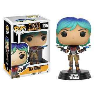 Star Wars Stuff - Sabine Pop figure, Starwars stuff for girls