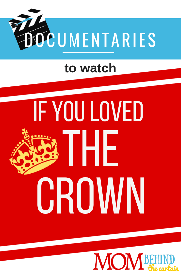 Documentaries about the British Royal Family if you loved The Crown. They also make great gifts for women and teens who are fans of Crown.