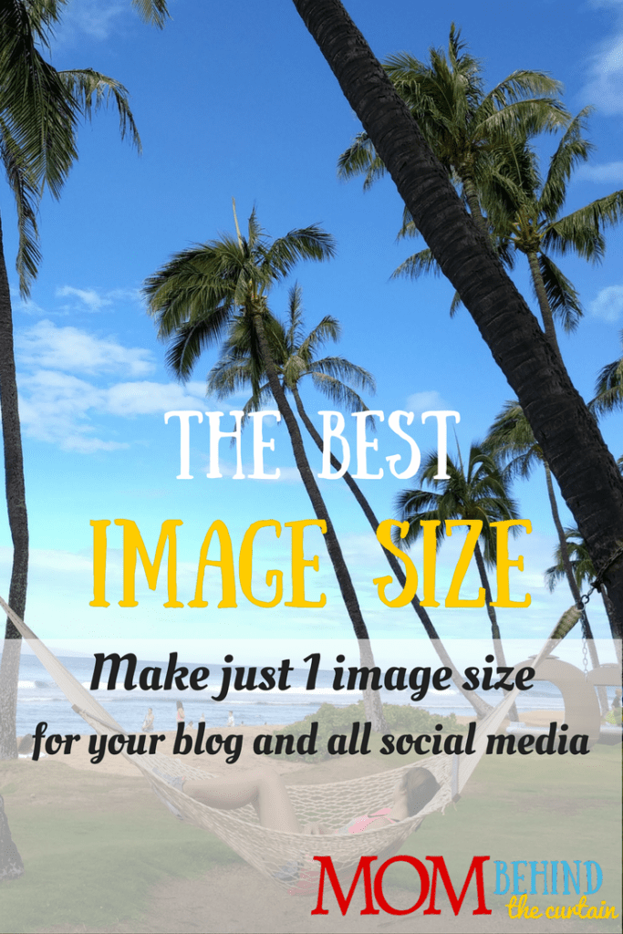 Social media image sizes keep changing! and they all have different sizes and dimensions. Save youself time with this tip about one best photo size to use in blog posts and social media, including Facebbok, Twitter, Instagram, and Pinterest. And learn how to process a big batch of photos all at once.