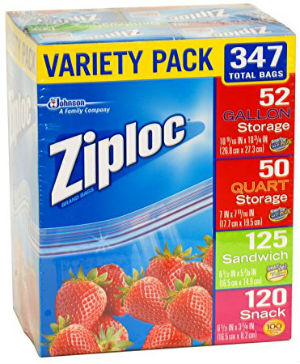ziploc - pack Hawaii
