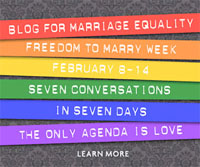 Freedom to Marry Week