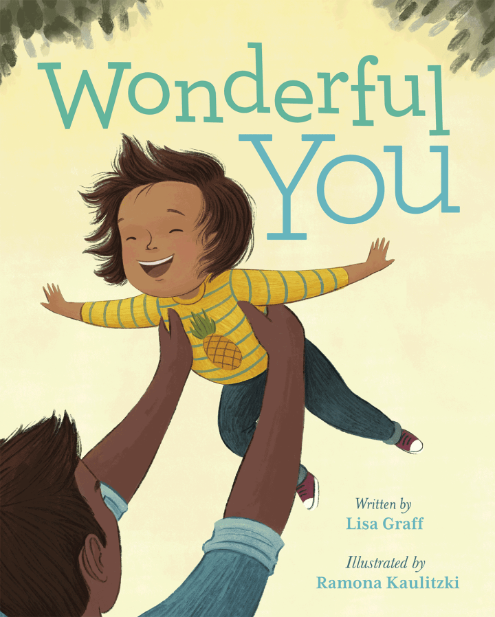 Wonderful You - Lisa Graff