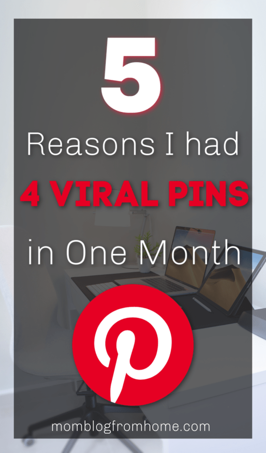 5 reasons I had 4 viral pins in one month